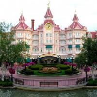 Disneyland Hotel at Disneyland Paris