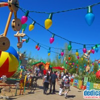 Toy Story Playland in Disneyland Paris