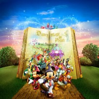 Disneyland Paris Parade Lyrics