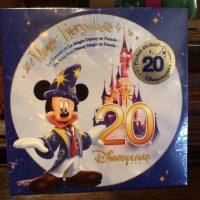 Disneyland Paris 20th Anniversary Magic Everywhere CD