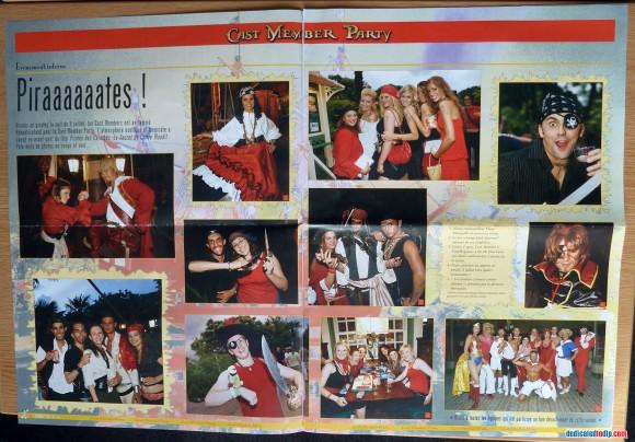 Disneyland Resort Paris Tribune Pages 2 & 3