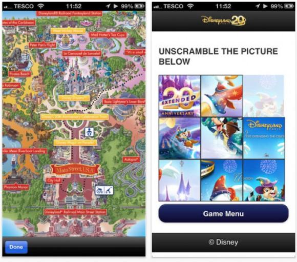 Disneyland Paris iOS App on iTunes