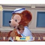 Duffy Photo Using Disney PhotoPass in Disneyland Paris