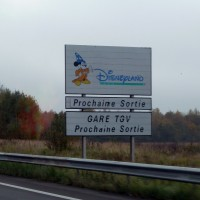 Disneyland Paris Trip Report May 2013: Driving There