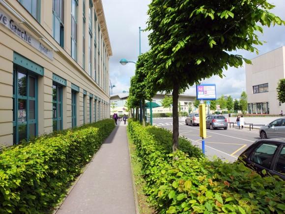 Outside Séjours & Affaires Serris Val d'Europe