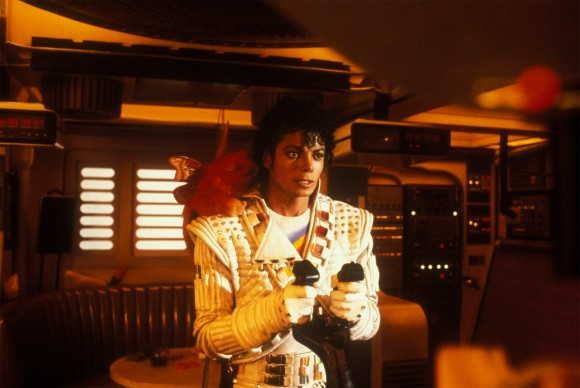 Captain EO in Disneyland Paris