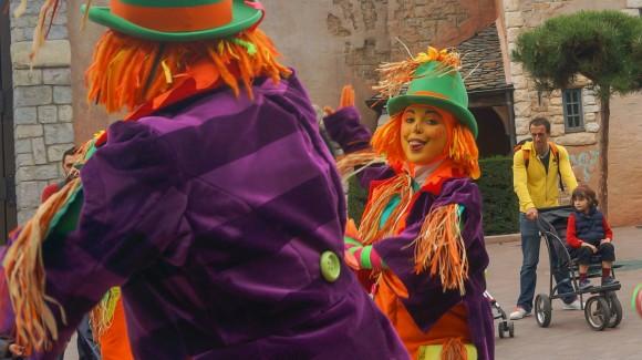 *Rasp* Halloween in Disneyland Paris
