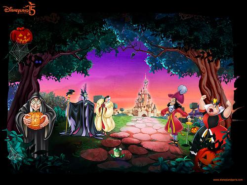Disneyland Paris Halloween 2007 Villains