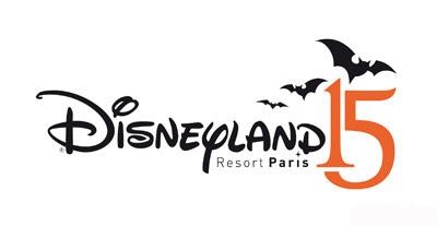 Disneyland Paris Halloween 2007 Logo