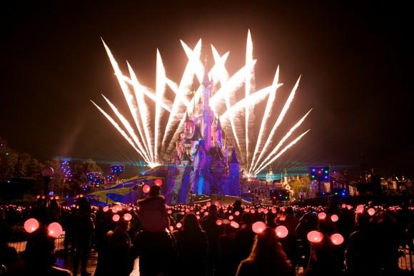Disney Dreams! of Christmas in Disneyland Paris. Photo by Kris Van de Sande