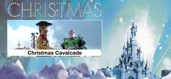 Disneyland Paris Christmas 2013: Christmas Cavalcade