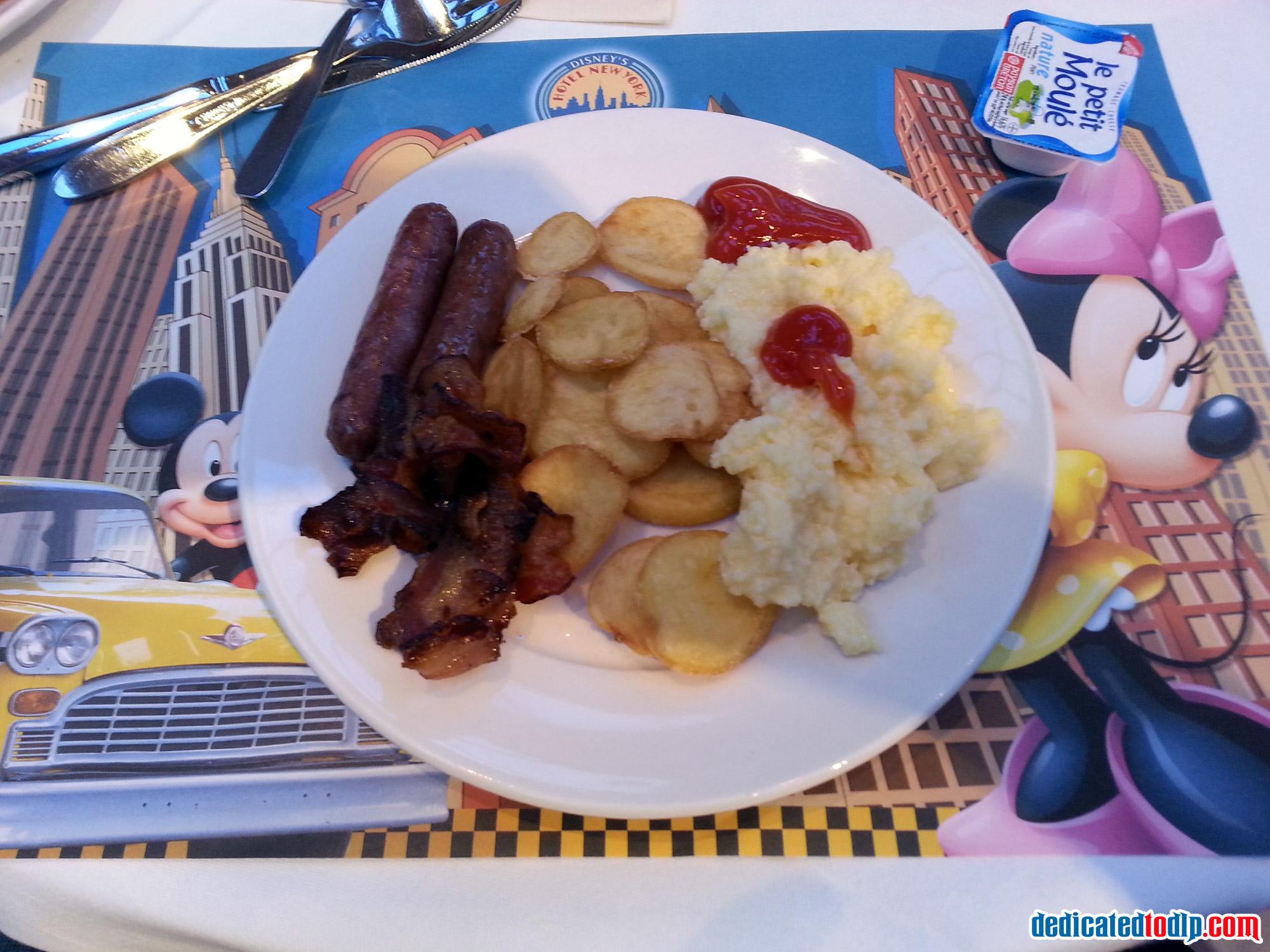 Hotel Cheyenne Disneyland Paris Breakfast