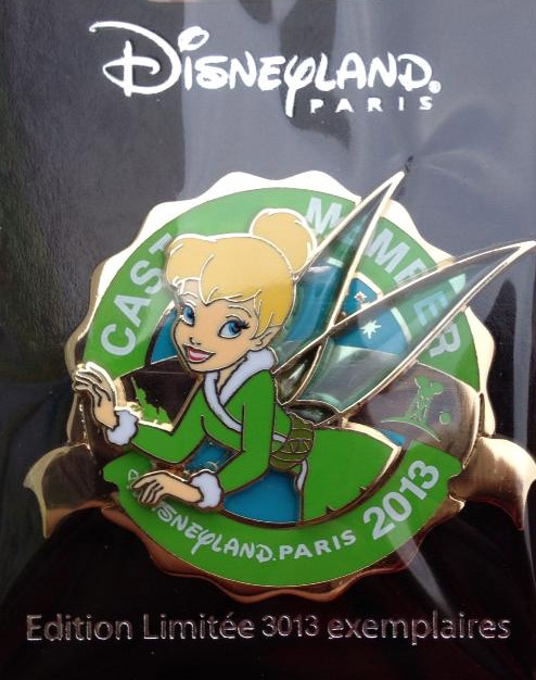 Cast Member Exclusive Pin