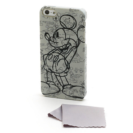 Mickey Mouse Mobile Phone Clip Case