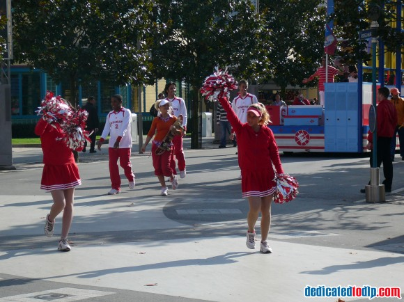 Disneyland Paris Rewind: High School Musical On Tour in Walt Disney Studios