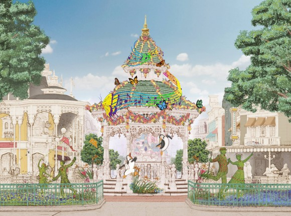Disneyland Paris Swing Into Spring