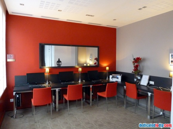 Business Area at Hipark Serris-Val d'Europe