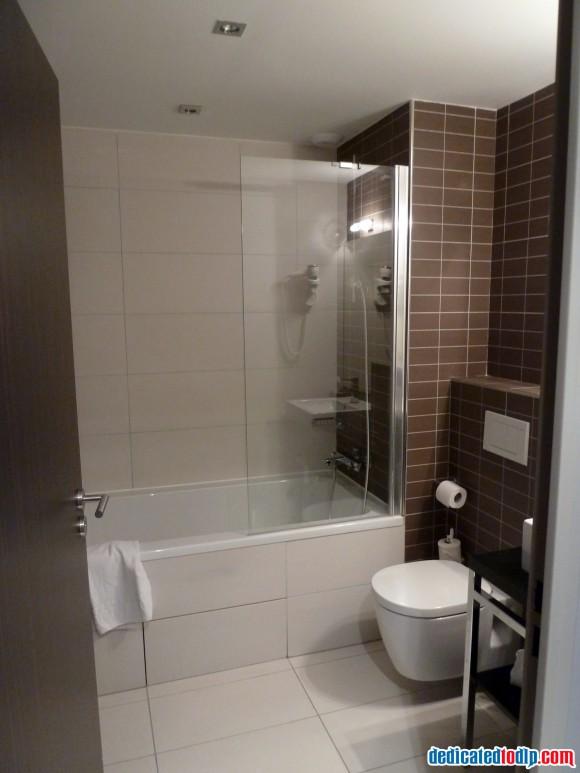 Bathroom of Studio at Hipark Serris-Val d'Europe