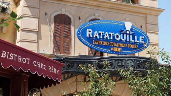 Disneyland Paris Fan Preview Event - Ratatouille: The Adventure, Bistrot Chez Rémy & La Place de Rémy