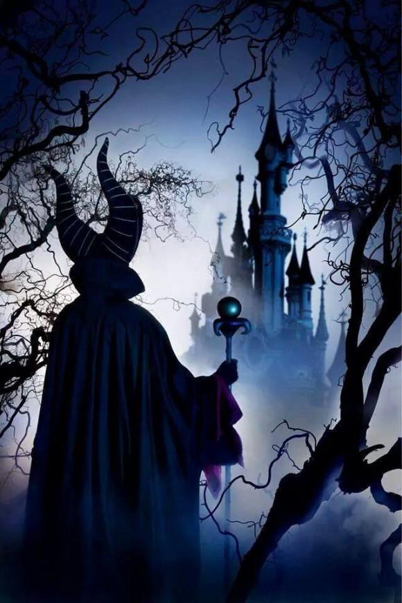 Disneyland Paris Halloween 2014
