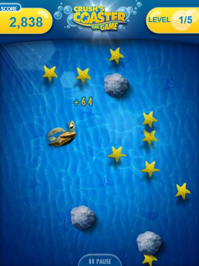 Crush's Coaster – The Game Screenshot - Level 1