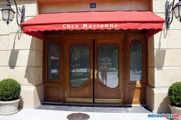 Ratatouille Boutique 'Chez Marianne'
