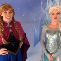 Anna & Elsa Coming to Disneyland Paris