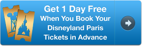 Book Disneyland Paris Tickets