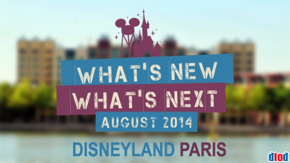 Disneyland Paris News: What's New, What's next - Wi-Fi in the Parks, Hotel New York Refurb, Disney Village Expansion