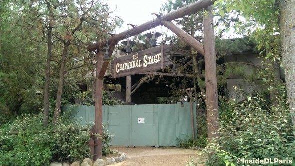 Disneyland Paris Rumour: A New Show Coming To The Chaparral Theatre?