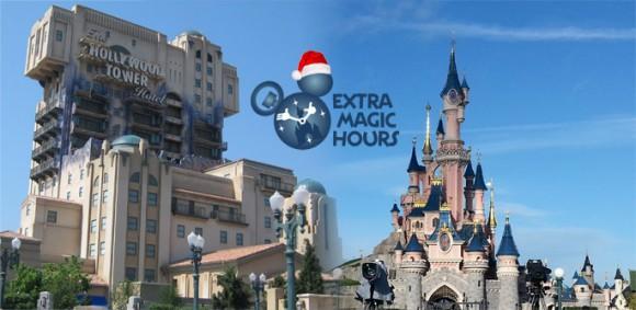 Disneyland Paris News: Extra Magic Hours For Both Parks At Christmas