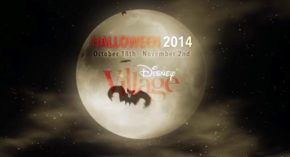 Disneyland Paris Halloween 2014 in Disney Village