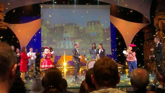 Disneyland Paris Live: The 50th Anniversary & New Ambassadors Repor
