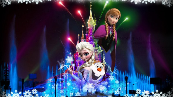 Disneyland Paris Rumour: New Disney Dreams! of Christmas with More Frozen