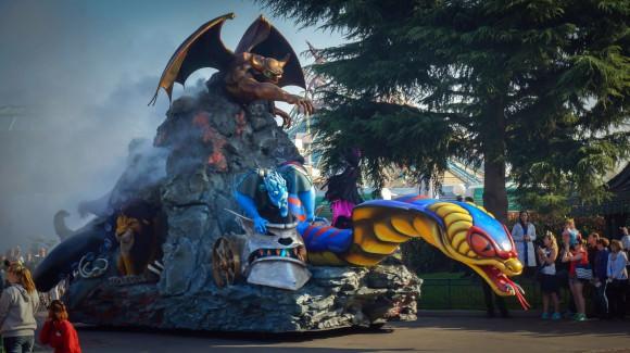 Disneyland Paris Halloween 2014 Photo Series: Maleficent Disney Villains Promenade