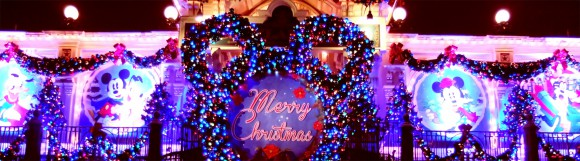 Review of Christmas 2014 in Disneyland Paris