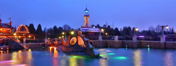 Discoveryland in Disneyland Paris