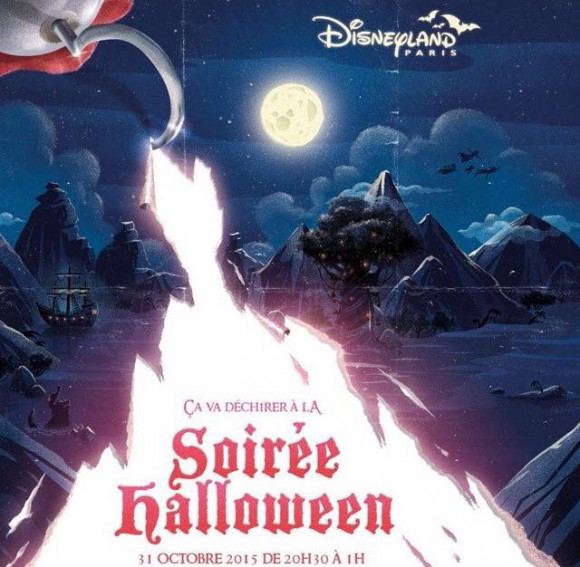 Halloween Soiree 2015 Disneyland Paris