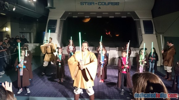 Disneyland Paris Star Wars Jedi Academy Press Preview
