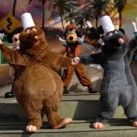 Ratatouille on Place des Stars Stage Disneyland Paris