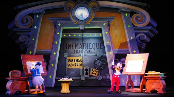 Animagique in Disneyland Paris