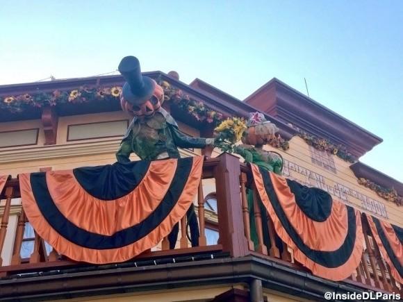 Halloween 2015 in Disneyland Paris