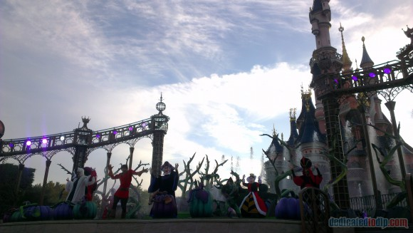 Disneyland Paris Diary: Halloween 2015 – Day 3 - Disney Villains