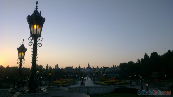 Disneyland Paris Diary: Halloween 2015 – Day 3