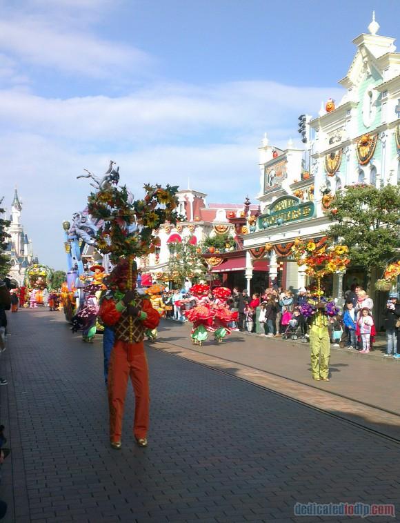Disneyland Paris Diary: Halloween 2015 – Day 3 - Halloween Parade
