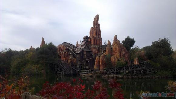 Disneyland Paris Diary: Halloween 2015 – Day 2 - Frontierland
