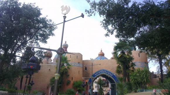 Disneyland Paris Diary: Halloween 2015 – Day 2 - Advetureland