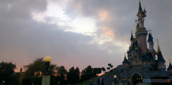 Disneyland Paris Diary: Halloween 2015 – Day 4 - Sleeping Beauty Castle