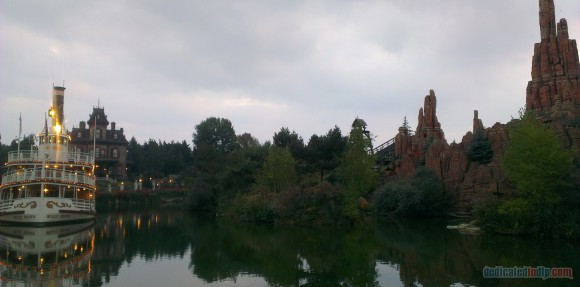 Disneyland Paris Diary: Halloween 2015 – Day 4 - Frontierland