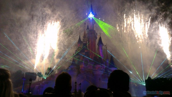 Disneyland Paris Diary: Halloween 2015 – Day 4 - Disney Dreams!